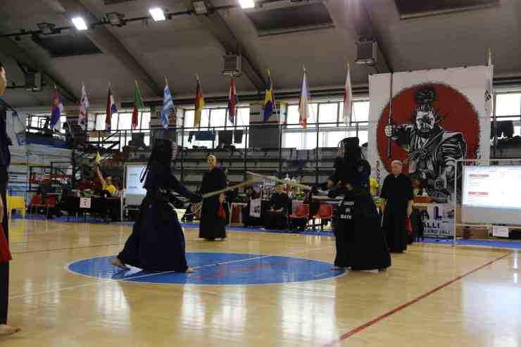Intl Kendo Trophy Alessandria