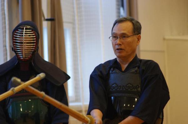 Daihachiro Uematsu Sensei